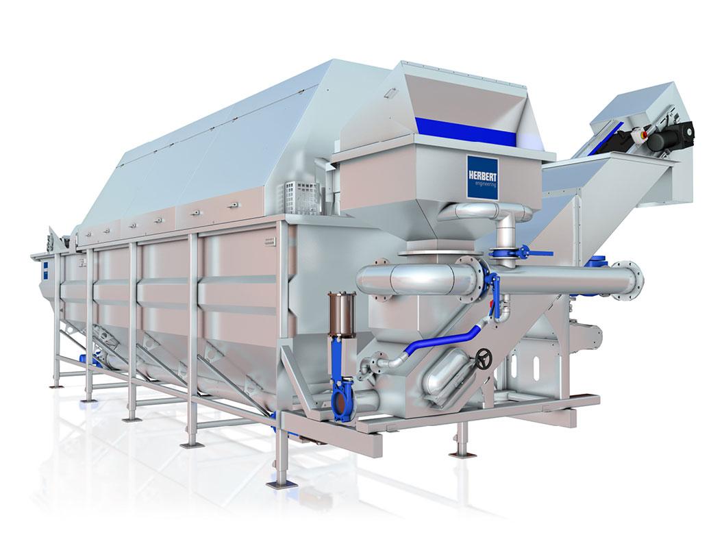 Potato Processing Equipment Herberts Solutions Gun Diagram Barrel Washer